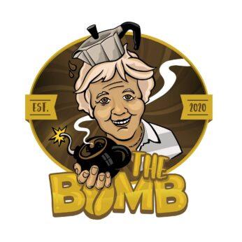 Logo Bombenkaffee